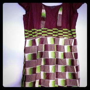 Traditional Nigerian dress